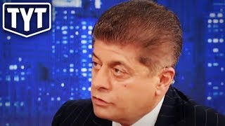 Judge Napolitano OBLITERATES Trump's Legal Team