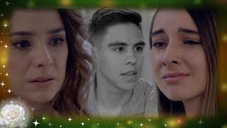 La rosa de Guadalupe: Adriana no supera la muere de su padre   Deja que mi corazón te hable