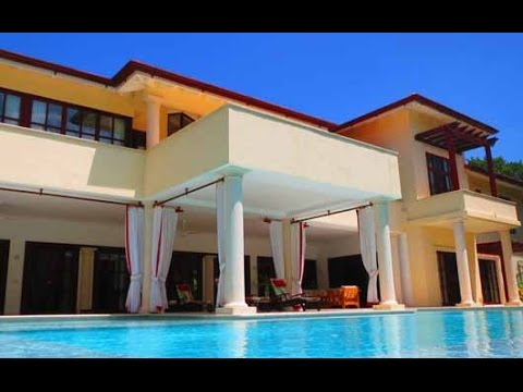 Luxury Caribbean Villa for sale in Dominican Republic