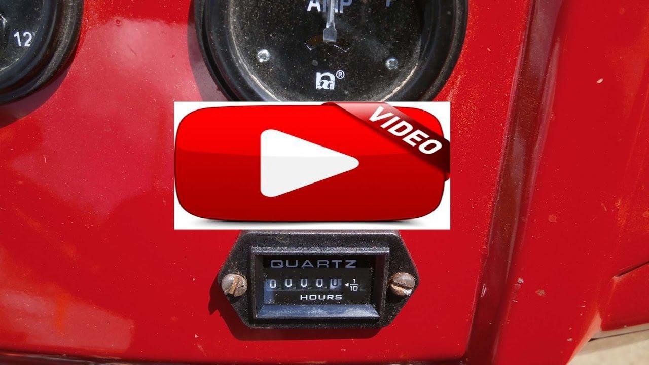 Сажалка для чеснока четырехрядная навесная к минитрактору - YouTube