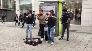Viyana Street Music #avusturya #streetmusic #sokakmüziği