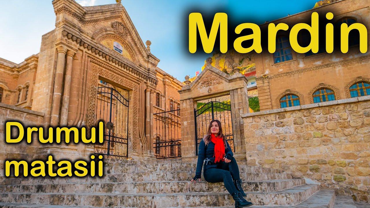 Turul orasului Mardin de pe drumul matasii