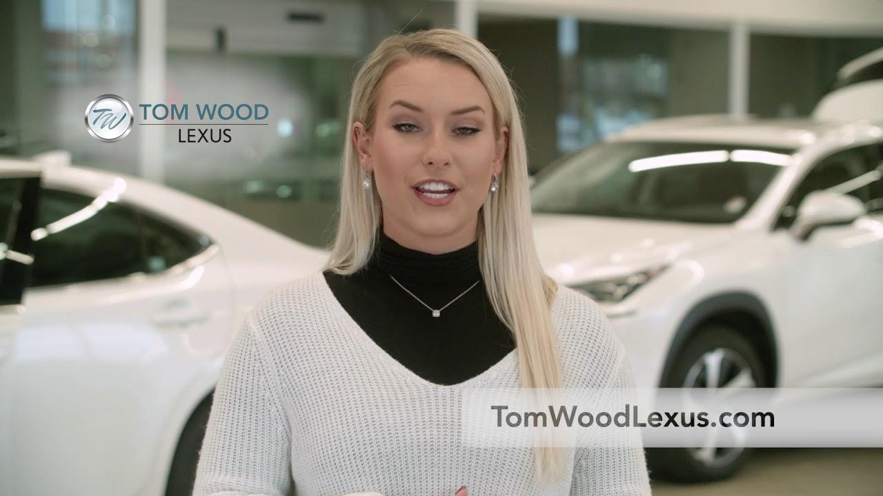 tom wood lexus service offers - youtube