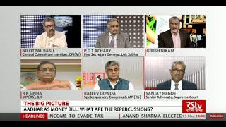 The Big Picture - Aadhaar as money bill: what are the repercussions?