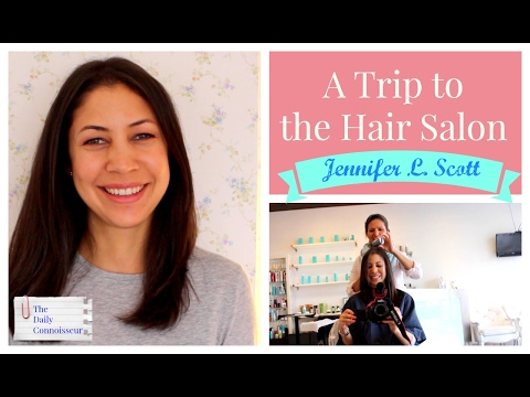 A Trip to the Hair Salon | Jennifer L  Scott