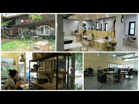 WHERE TO WORK IN CHIANG MAI: CAFES & COWORKING SPACES