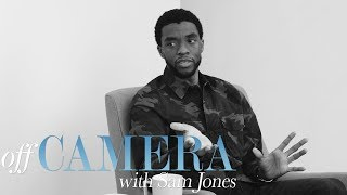 Chadwick Boseman: There's Room for More than One Leading Black Man