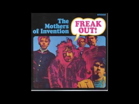The Mothers of Invention - Freak Out! (Full Album)