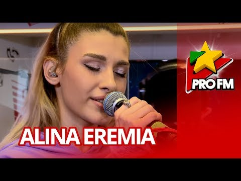 Alina Eremia - Out of My Mind | ProFM LIVE Session