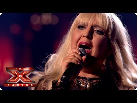 Shelley Smith sings Stop by Jamelia - Live Week 2 - The X Factor 2013