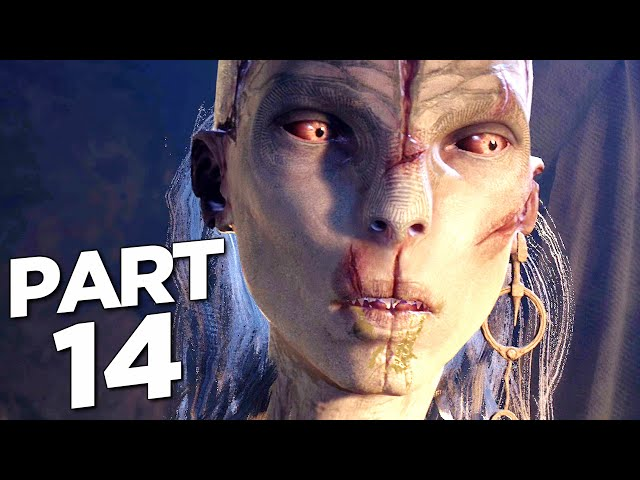 AUGUST THE ENOCHIAN in OUTRIDERS PS5 Walkthrough Gameplay Part 14 (FULL GAME)