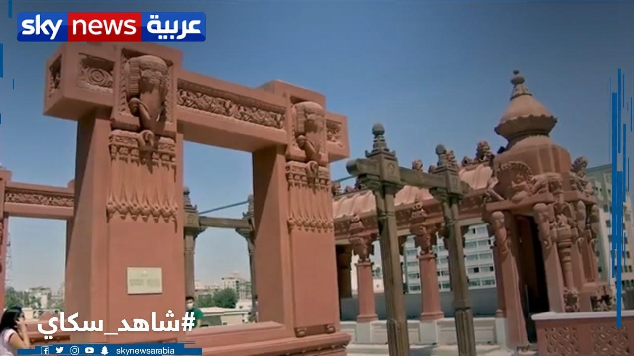 اين يقع قصر البارون في مصر