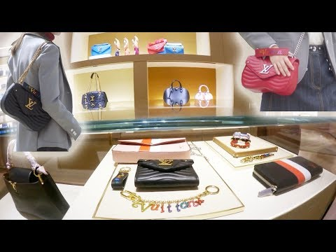 58811b489f5 First Look - Louis Vuitton NEW WAVE MM Bag + Mini Louis Vuitton ...