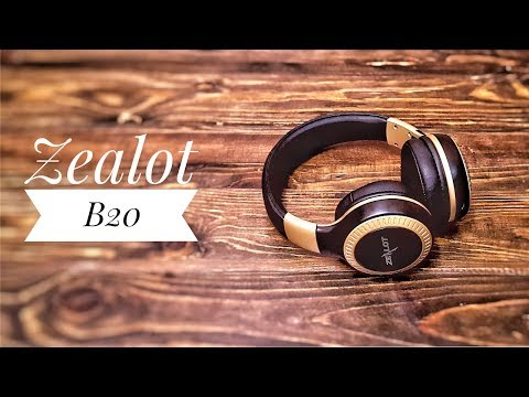 Zealot B20 : Unboxing and Review I best cheap bluetooth headphone !
