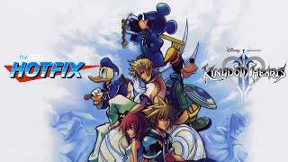 GDQ Hotfix presents Kingdom Hearts II Co-Op Randomizer