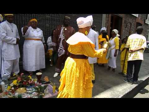 SPIRITUAL BAPTISTS---2014