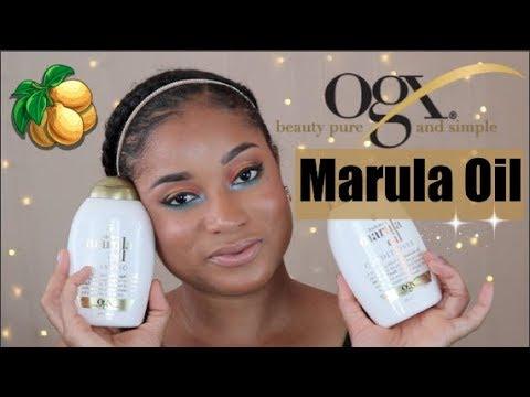 Ogx Marula Oil