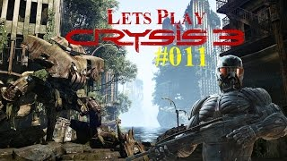 Lets Play CRYSIS 3 (STORY) #11 - Claire´s Geständnis (Lets Play German/Deutsch)