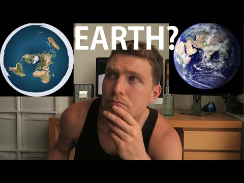 FLAT EARTH vs SPHERE EARTH: Comparing Views