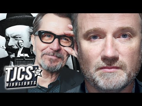 David Fincher To Direct Gary Oldman In New Biopic