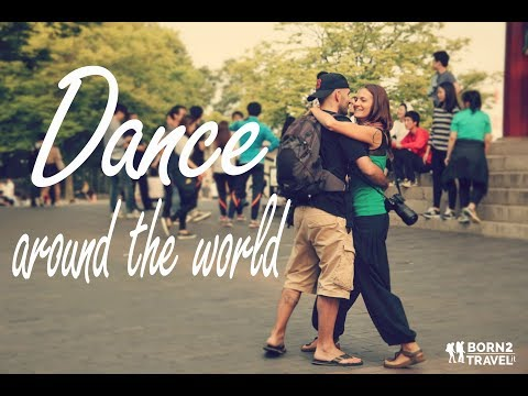 DANCE AROUND THE WORLD BY BORN2TRAVEL.IT