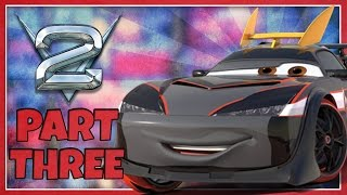 Cars 2 The Video-Game - Part 3 | 2 Fast 4 You (Gameplay Walkthough)