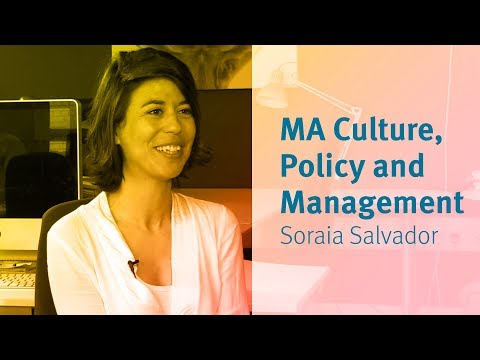 MA Culture, Policy and Management at City University London