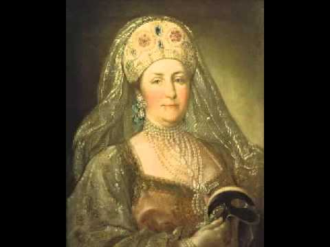The Life And Death Of Catherine II the Great
