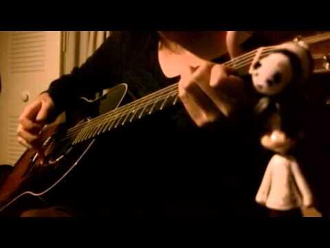 "Miku Hatsune - ""Senbonzakura"" on guitar by Osamuraisan 「千本桜」"