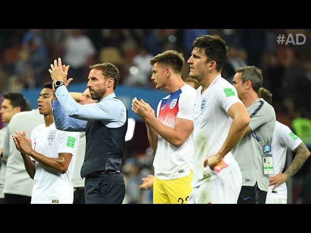 CROATIA 2-1 ENGLAND   CROATIA BOOK THEIR PLACE IN THE FINAL   #TheFootballSocial