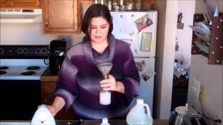 How to Make the Best Homemade Glass Cleaner