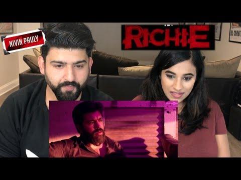 Richi Trailer Reaction   Nivin Pauly   Reaction by RajDeep