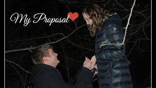 The Proposal {Our Love Story}