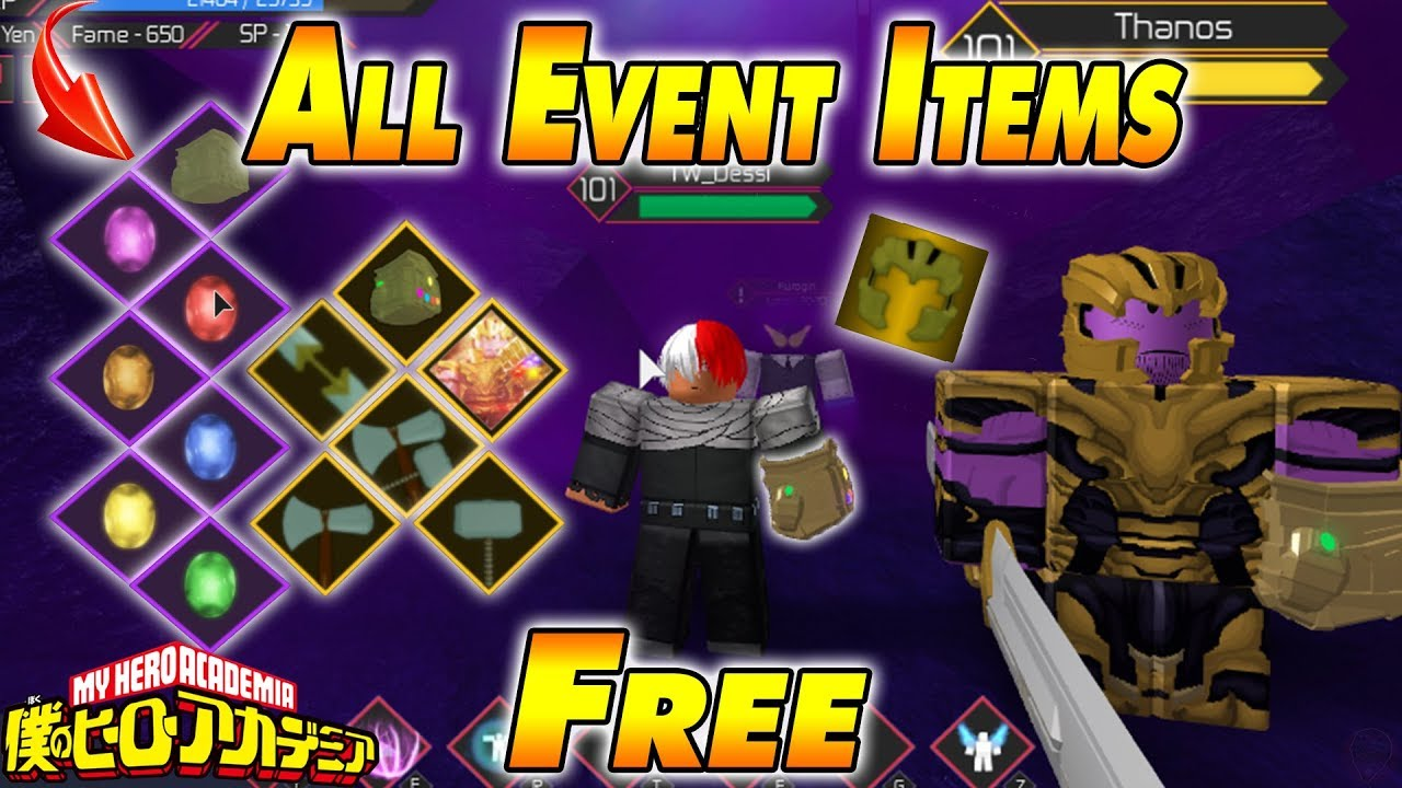 Roblox Heroes Online Epic Spin Code - All End Game Event Items Free Heroes Online