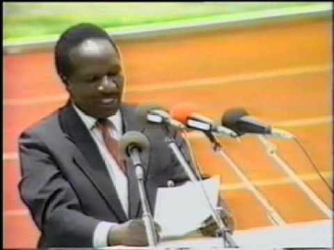 Nsengiyaremye Dismas (Kamarampaka 25/09/1991) MDR