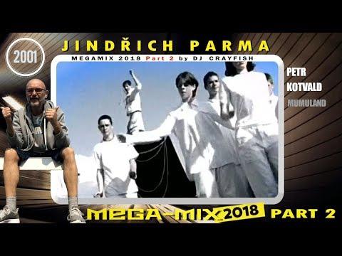 JINDŘICH PARMA ★ Megamix 2018 ★ 56 Hits