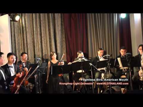 Flightless Bird instru บรรเลง วงดนตรีงานแต่ง wedding ost Twilight Soundtrack วงดนตรีออเคสตร้า KLO