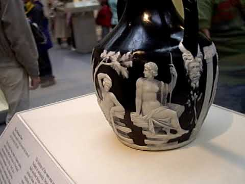 The Portland Vase British Museum Youtube