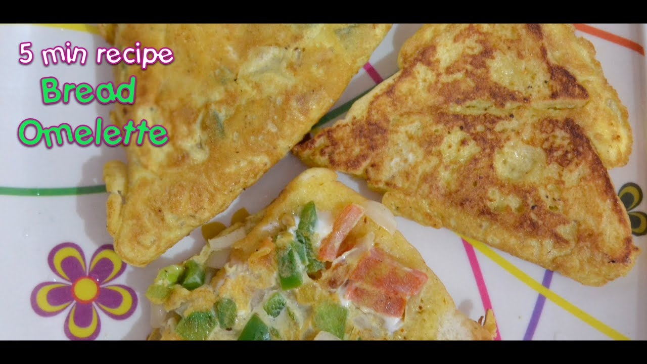 Bread Omelette recipe in Tamil | Quick and easy breakfast ...