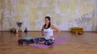 UPOUTÁVKA Jin jóga se Šárkou Soudkovou / VIDEO 1