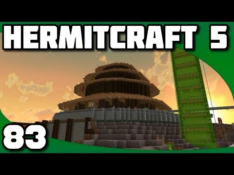 Hermitcraft 5 - Ep. 83: A FINISHED Trading Hall