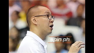 Sandy Arespacochaga to be tapped new Batang Gilas coach, according to sources