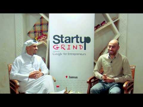 Startup Grind Dammam Hosts Hossain Bukhamsin (Hunger Station)