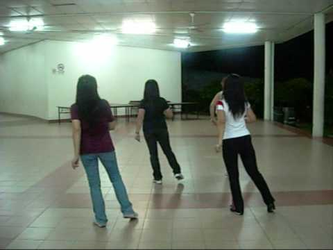 DEMI CINTA LINE DANCE