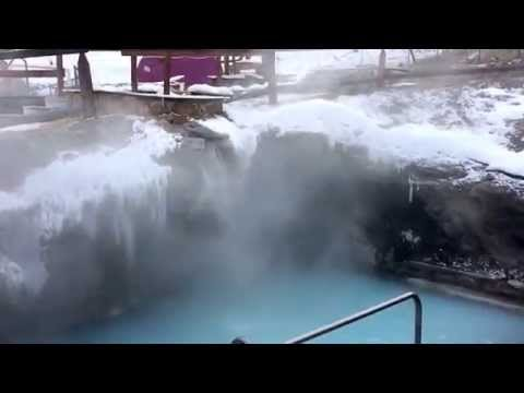 Hot Sulphur Springs Colorado Experience