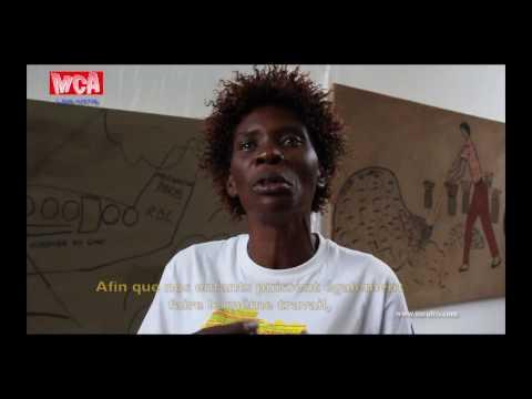 PEINTURE DES FEMMES DE MAKWACHA RDC A PARIS.