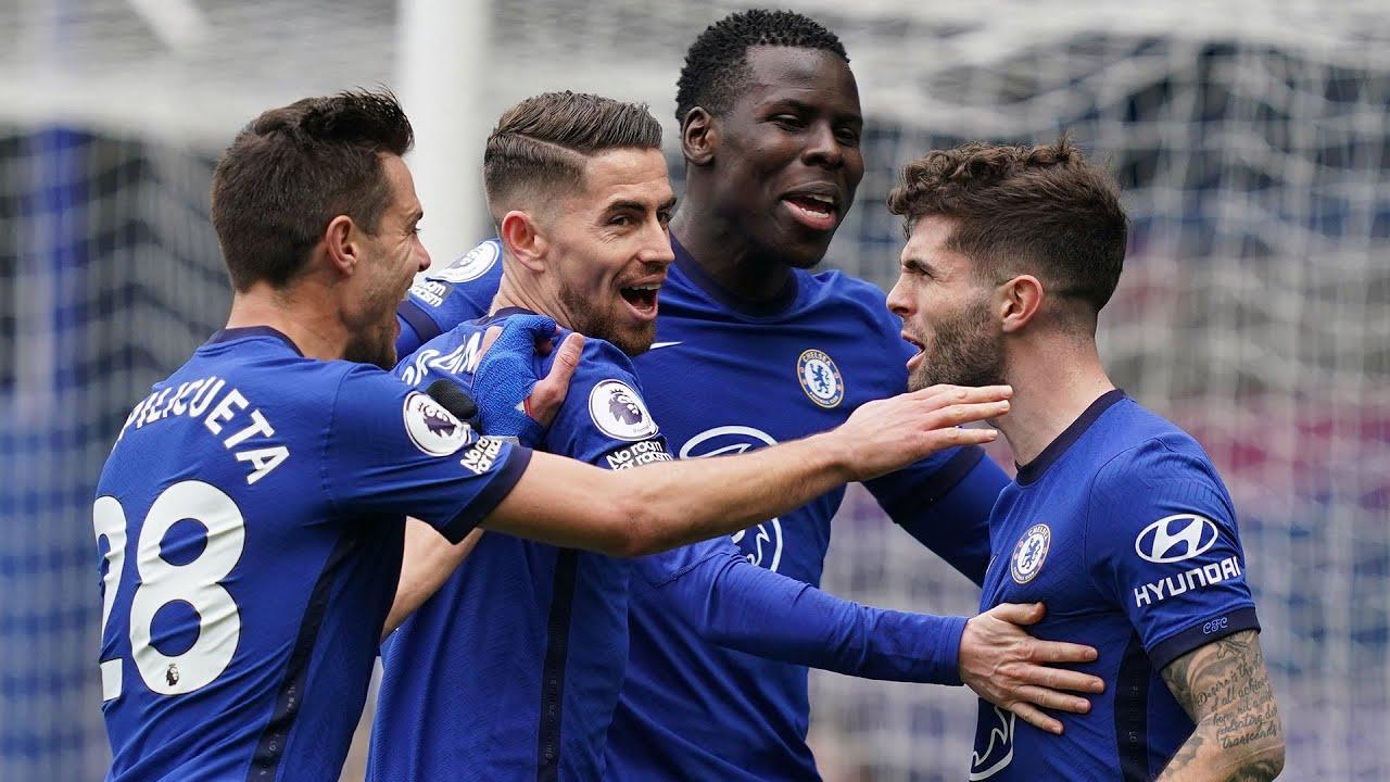Download Chelsea Road To UEFA Champions League Semi Final 2020/21