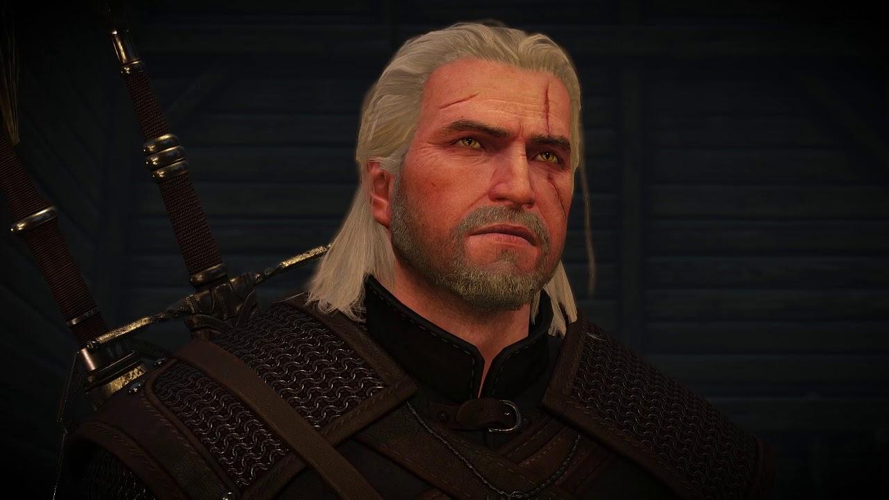 The Witcher 3 E3 2014 Geralt Face