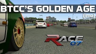 Race 07 - The Golden Age Of Touring Cars
