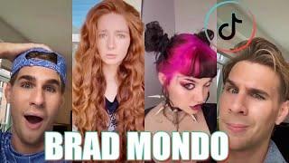 BRAD MONDO Reacts | TikTok Video Compilation of Hairdresser reacts | @bradmondonyc #4